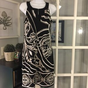 WHBM poly comfy dress small